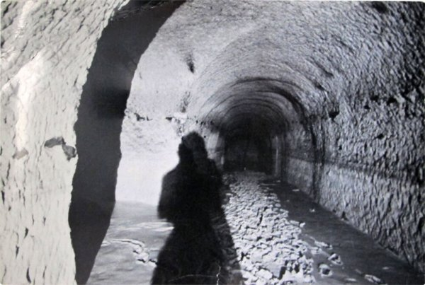 Gordon Matta-Clark : sous-sols de Paris