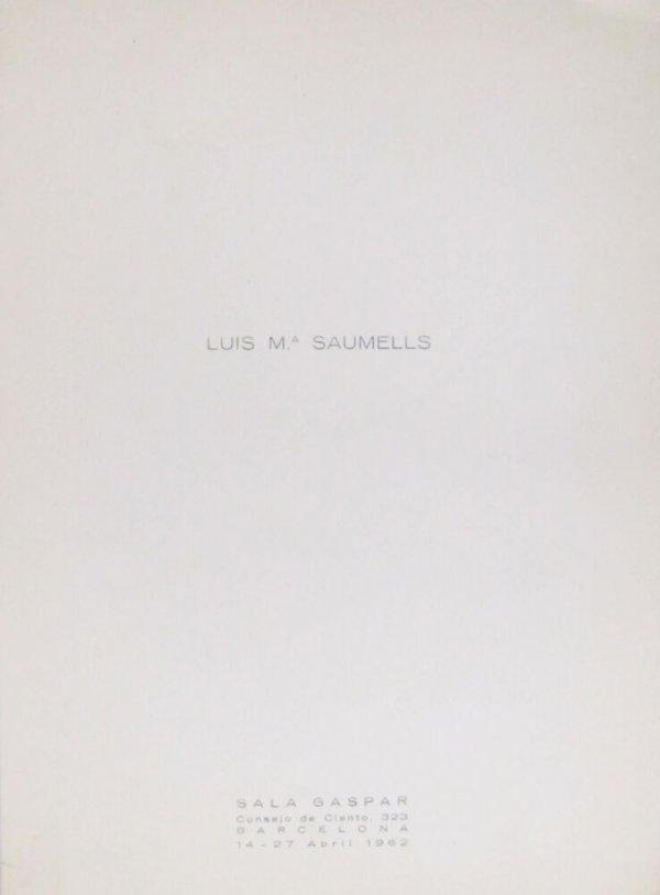 Luis M.ª Saumells