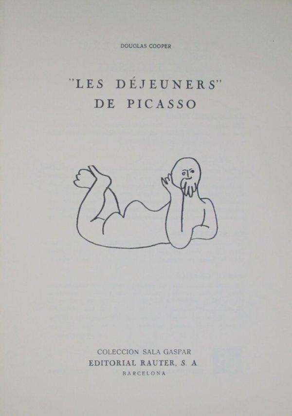 """""""Les déjeuners de Picasso"""""""