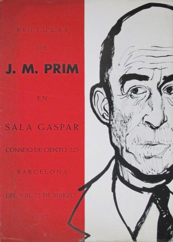 Pinturas de J.M. Prim en Sala Gaspar