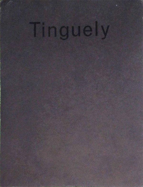 Tinguely, exposition Meta : à la Galerie Alexandre Iolas ... du 10 décembre 1964 au 9 janvier 1965