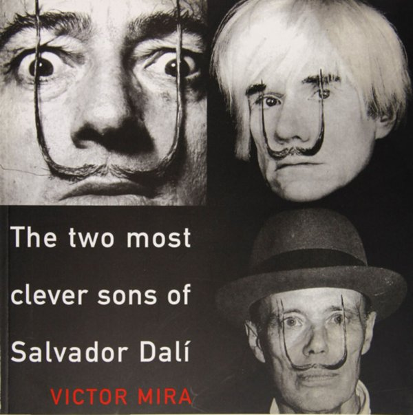 The two most clever sons of Salvador Dalí / Víctor Mira
