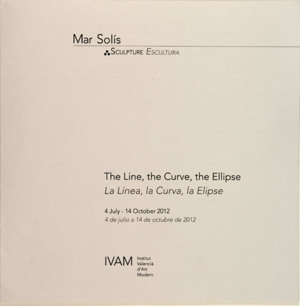 The line, the curve, the elipse = La Línea, la curva, la elipse