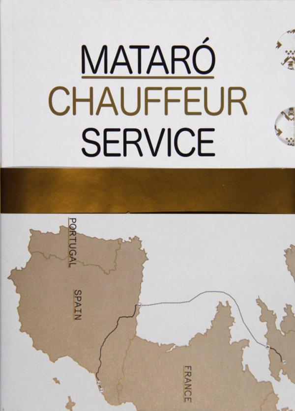 Mataró Chauffeur Service / Martí Anson & Latitudes