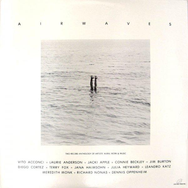 Airwaves / Vito Acconci ... [et al.]