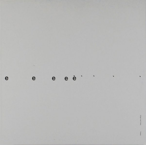 Fonemi / Arrigo Lora-Totino