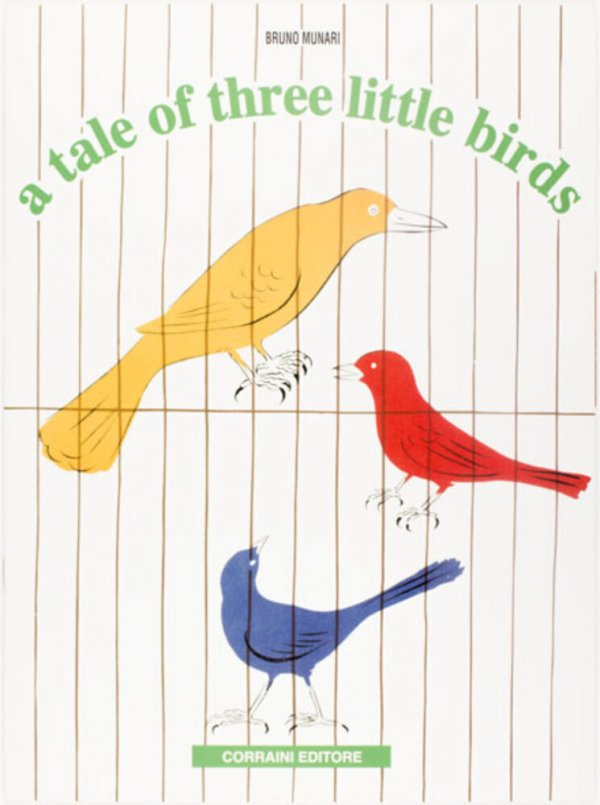 A tale of three little birds / Bruno Munari