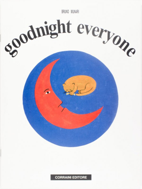Goodnight everyone / Bruno Munari