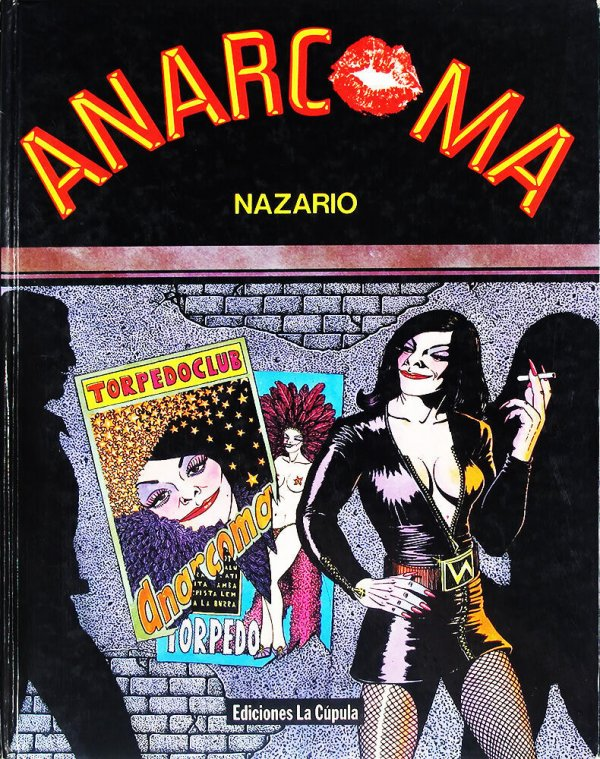 Anarcoma / Nazario