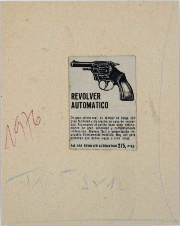 Revolver automático