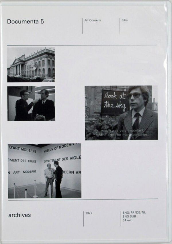 Documenta 5, 1972 : a film by Jef Cornelis