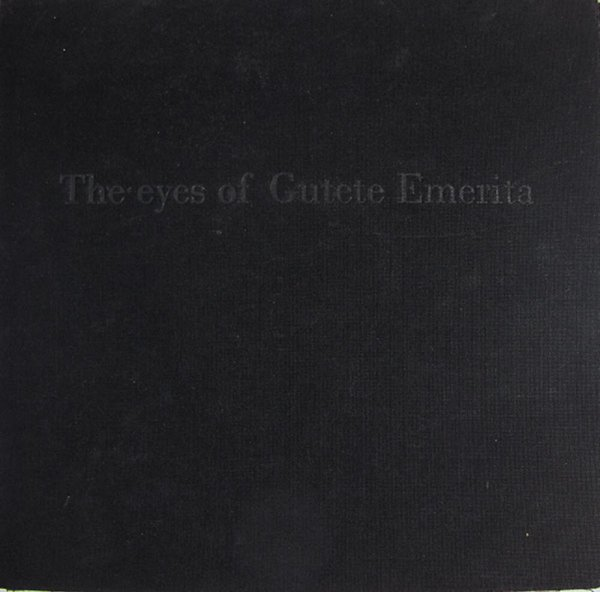 The eyes of Gutete Emerita / Alfredo Jaar