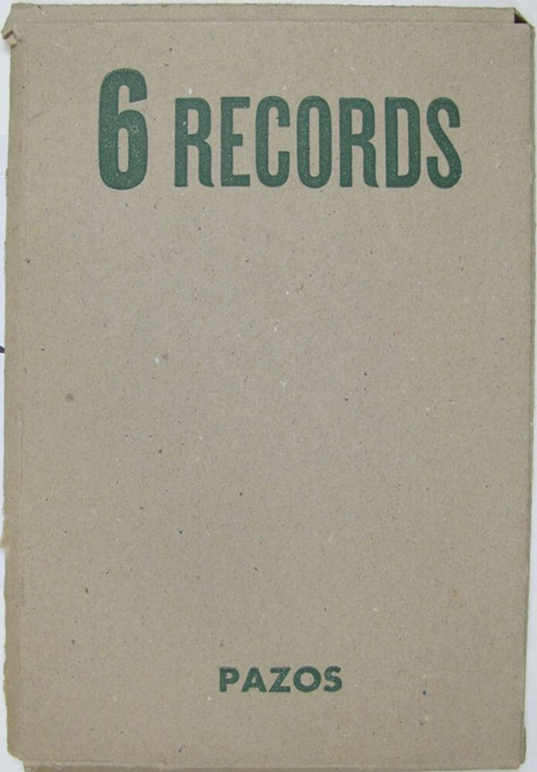 6 records / Carlos Pazos