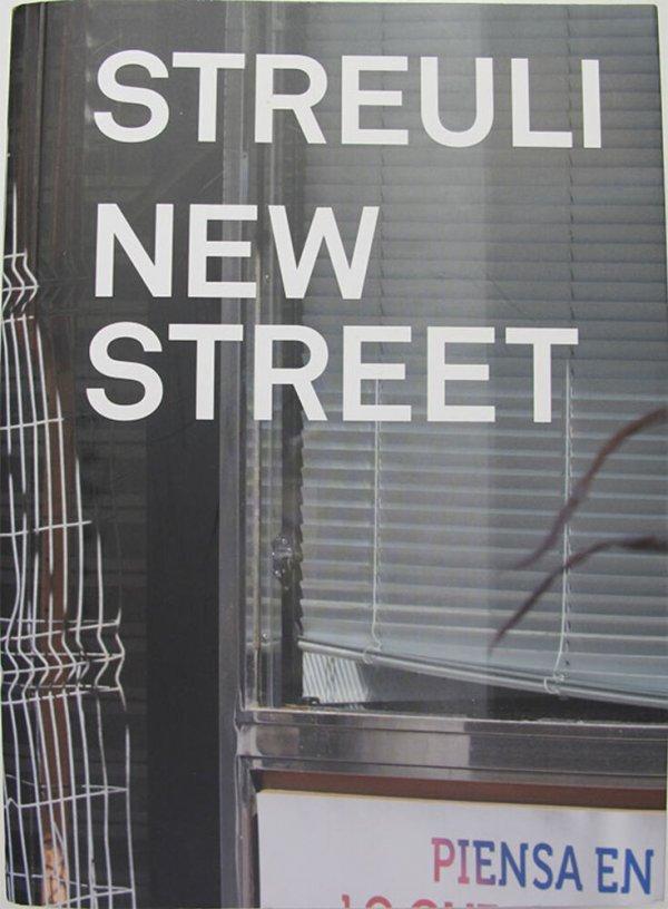 Streuli : new street / Beat Streuli
