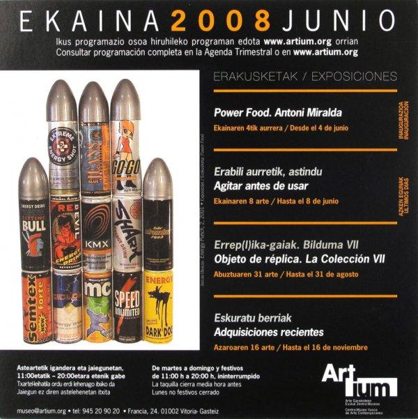Ekaina 2008 = junio 2008