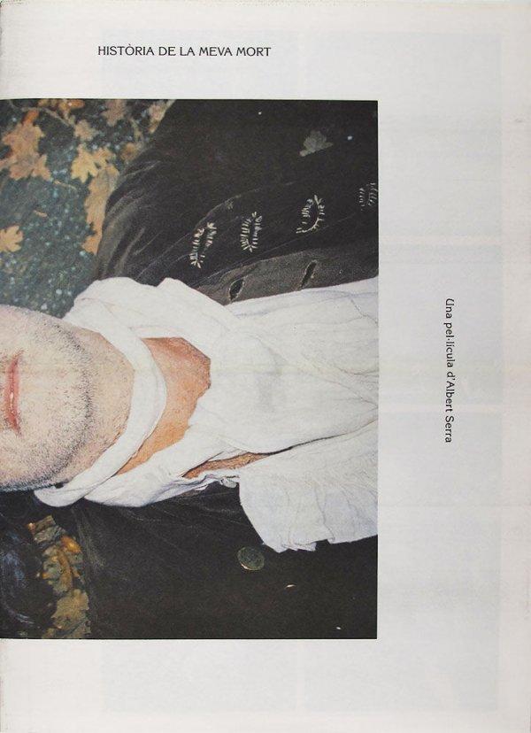 Història de la meva mort = Story of my death = Histoire de ma mort / a film by Albert Serra