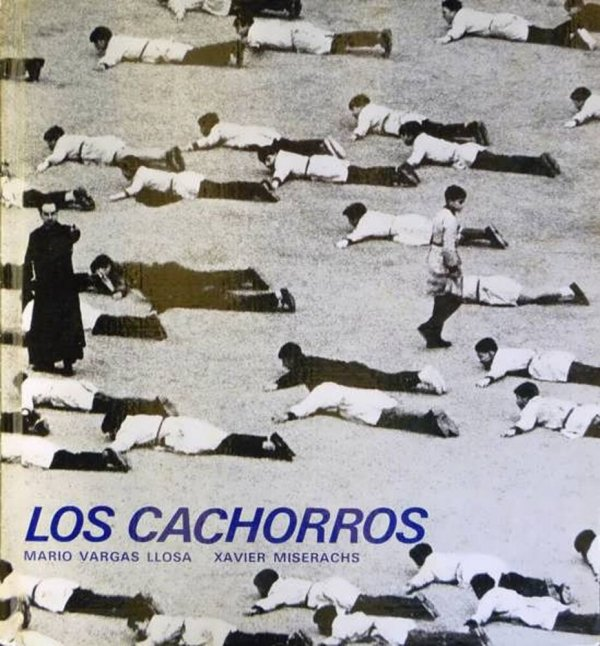 Los cachorros (Pichula Cuéllar) / texto: Mario Vargas Llosa ; fotografías: Xavier Miserachs ; introducción: Carlos Barral ; [diseño: Oscar Tusquets]