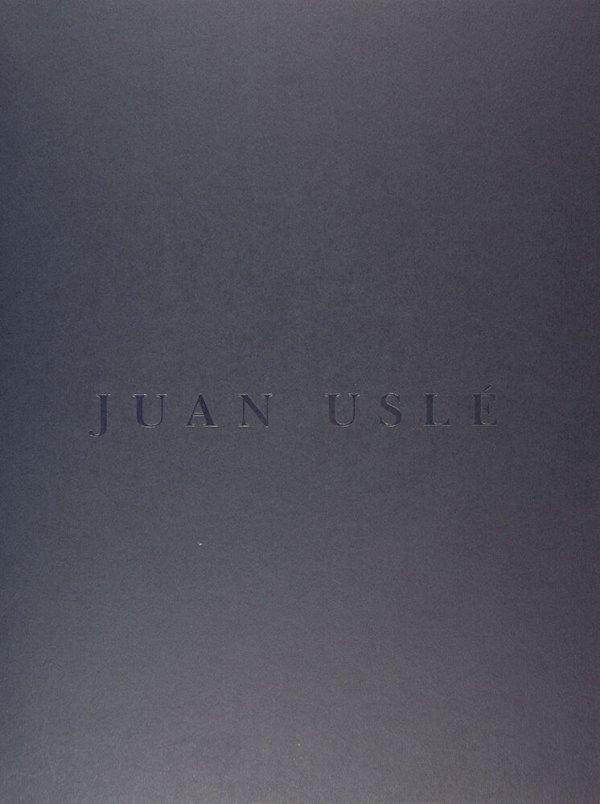 Juan Uslé : bitácora lux