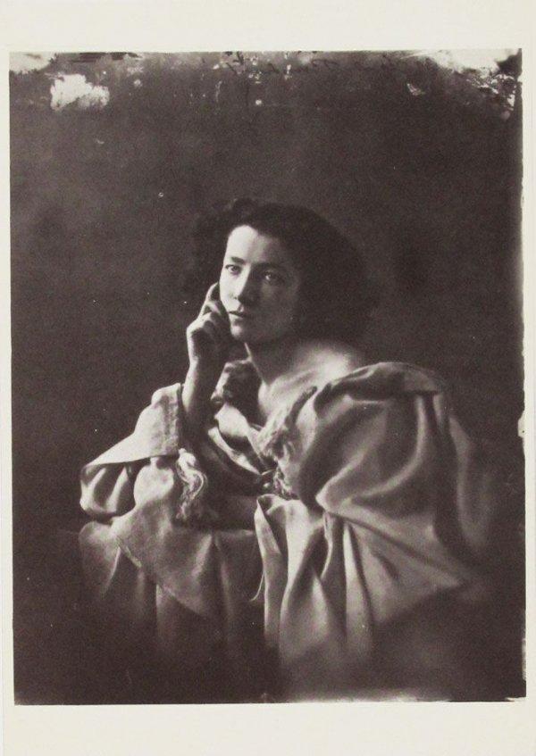 Nadar. Sarah Bernhardt
