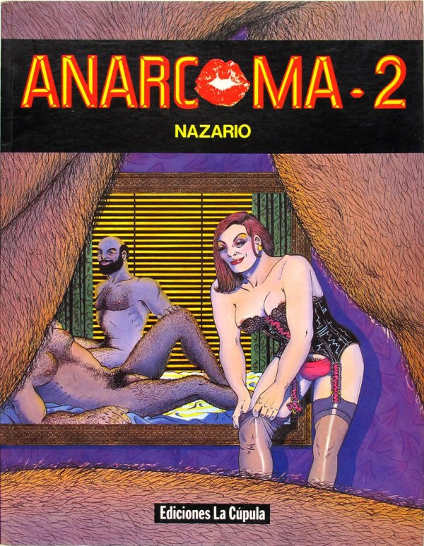 Anarcoma - 2 / Nazario