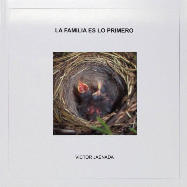 La familia es lo primero : Fundació Antoni Tàpies, Barcelona, 17-12-2013 09-02-2014 / Victor Jaenada