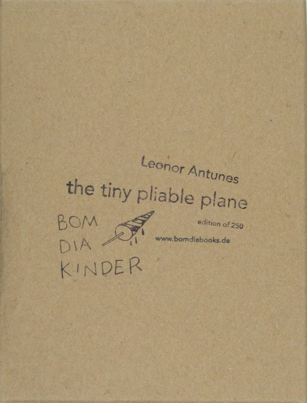 The tiny pliable plane / Leonor Antunes