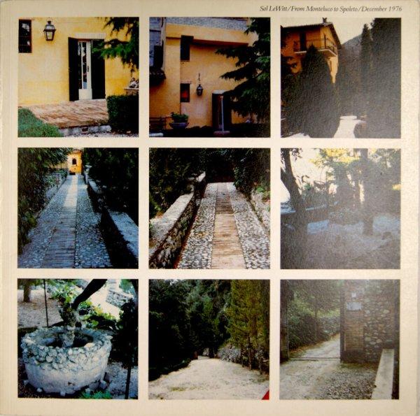 From Monteluco to Spoleto : December 1976 / Sol LeWitt