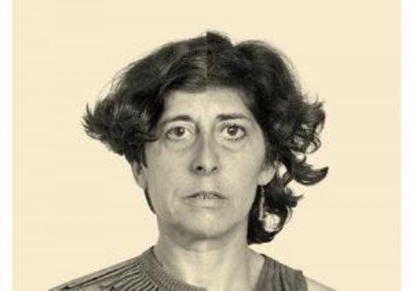 """[Invitació a l'exposició d'Esther Ferrer """"Al ritmo del tiempo"""" a l'Instituto Cervantes (Praga) l'any 2006]"""