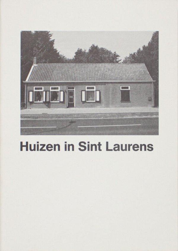 Huizen in Sint Laurens / Lara Almarcegui