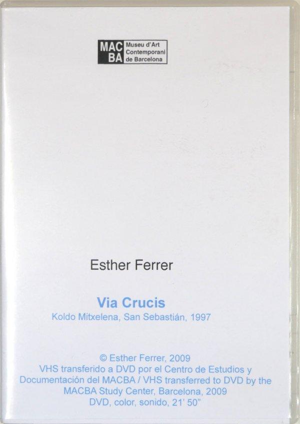 Via Crucis / Esther Ferrer
