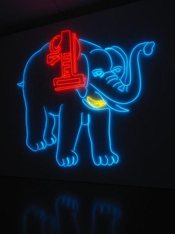 Un elefante en el limbo