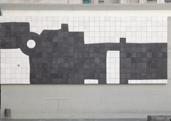 Barcelona, Mural G-333