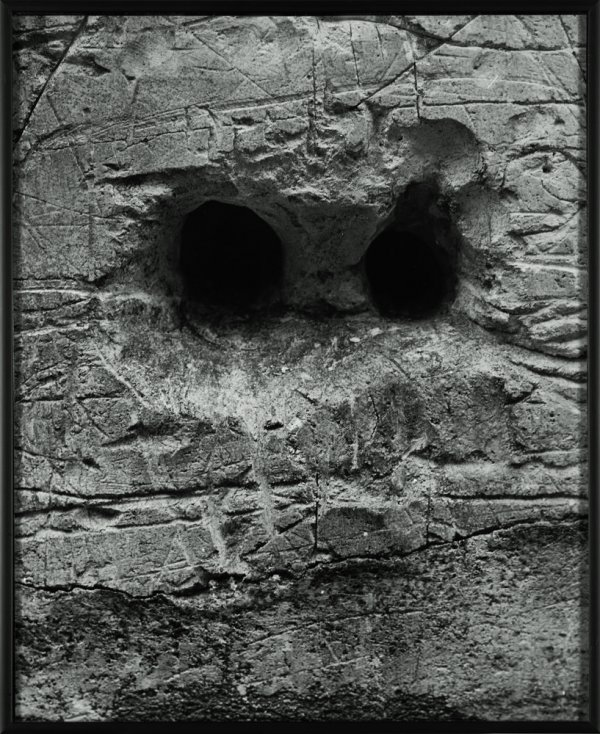 "Sense títol. Graffiti. Sèrie III: ""Naissance du visage"""