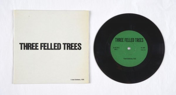 Three Felled Trees