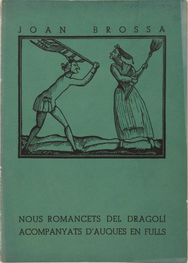 Revista Dau al Set. Nous romancets del Dragolí accompanyats d'Auques en fulls