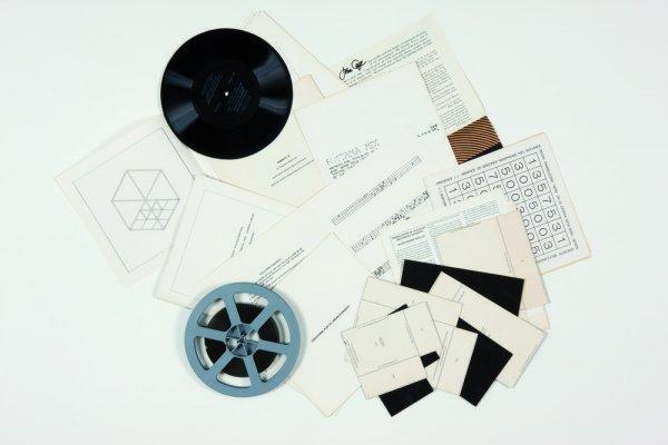 ASPEN. The Multimedia Magazine in a Box. No 5 + 6. The Minimalism Issue