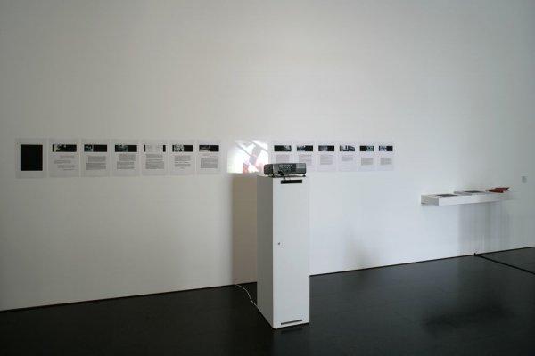 ENTRE / ACTE, Imágenes de frontera I