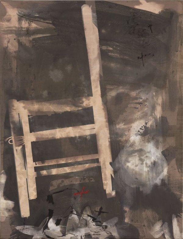 Sèrie: Suite Montseny (IV). Cadira I