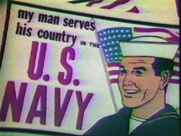 Santa Army Navy