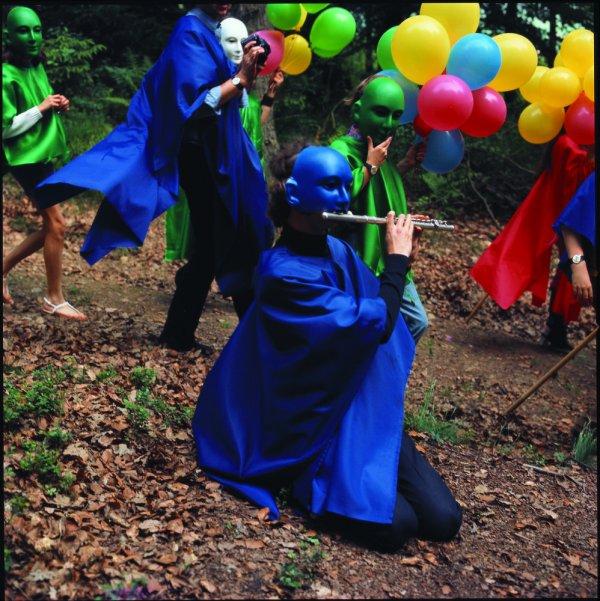 Cérémonials. Film documental sobre festes i rituals realitzats per Miralda, Joan Rabascall, Dorothée Selz i Jaume Xifra