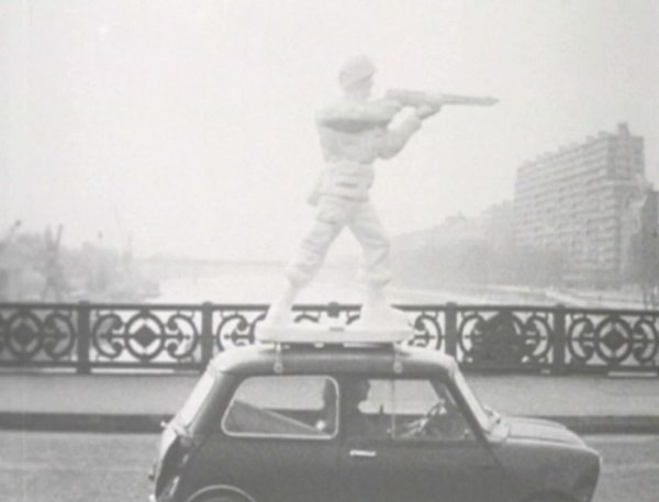 París la Cumparsita