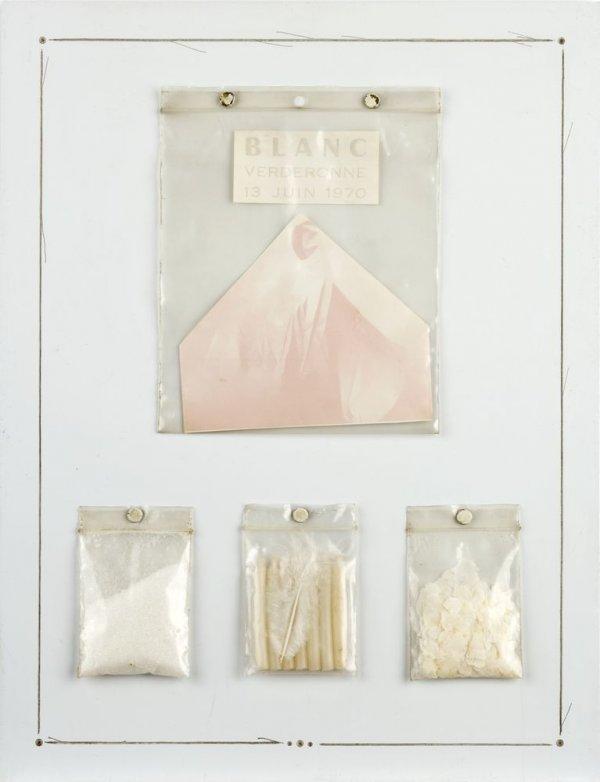 Reliquaire Blanc (Fête en blanc)