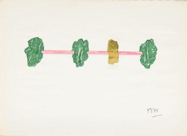 Metafísica i altres 1971-1975