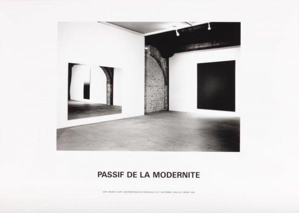 Passif de la modernité
