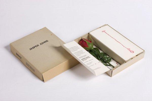 Jasper Johns, das Graphische Werk 1960 - 1970: Städtisches Museum Mönchengladbach, 22 Juni bis 1 August 1971
