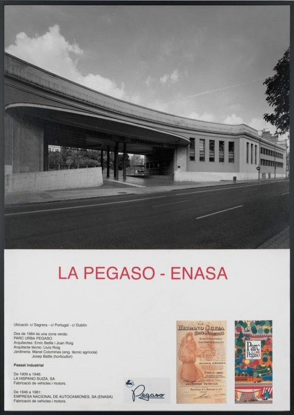 La Pegaso - ENASA