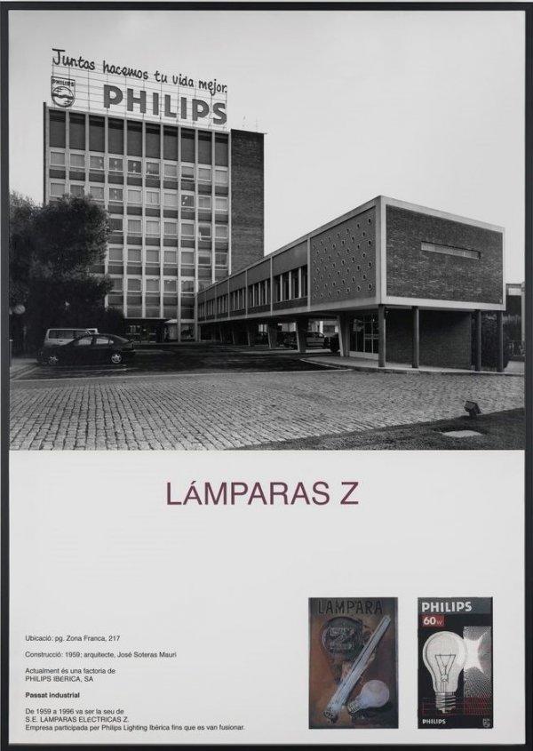 Lámparas Z