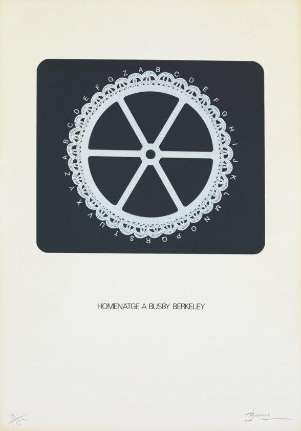 Homenatge a Busby Berkeley