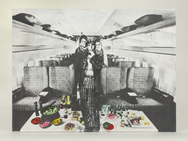 Interior d'un avió (Etnografia)