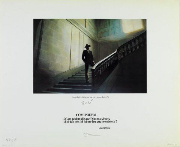 « Com podem dir… » poème pour l'exposition du Salo del Tinell